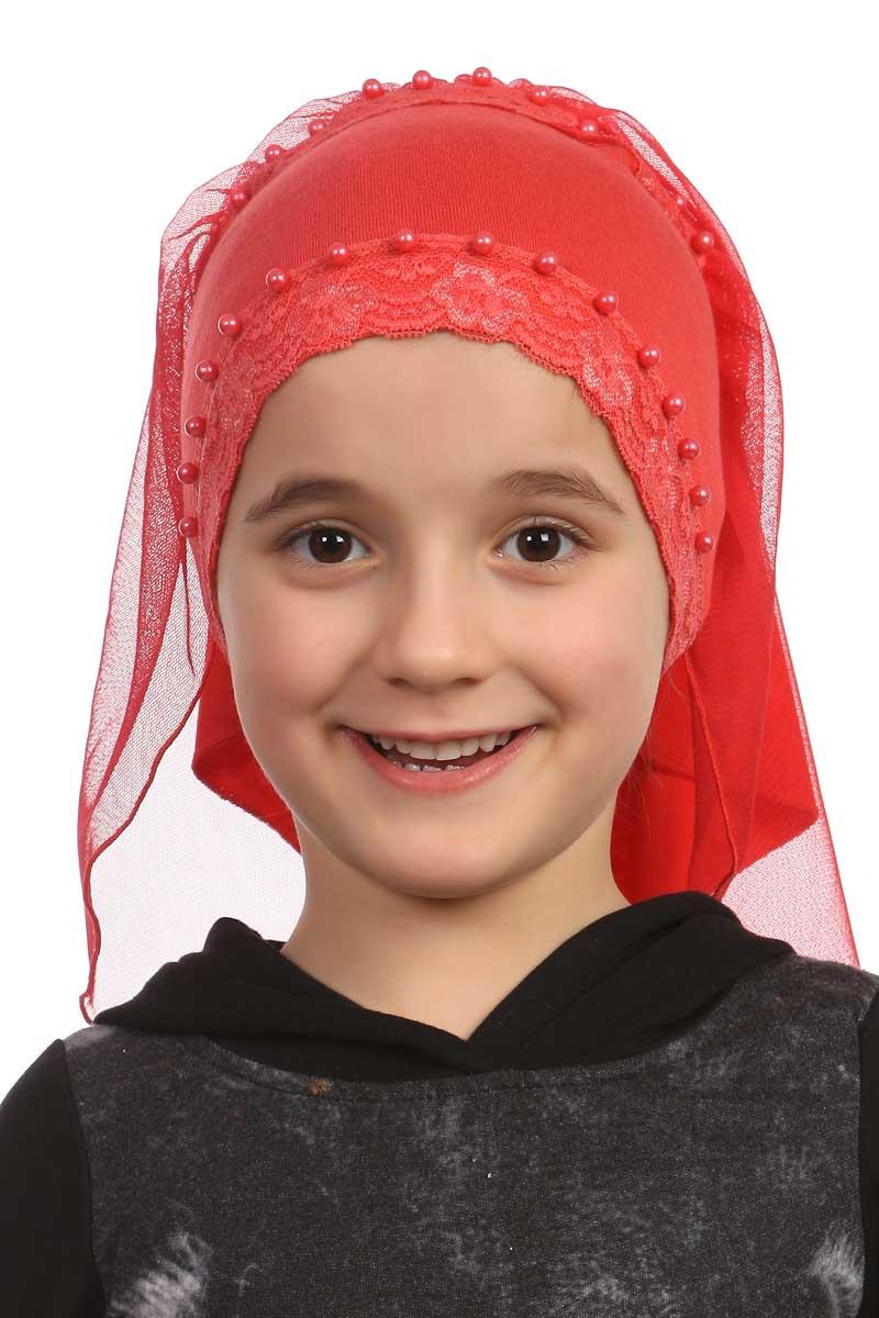 Çocuk Bone İncili Model Narçiçeği