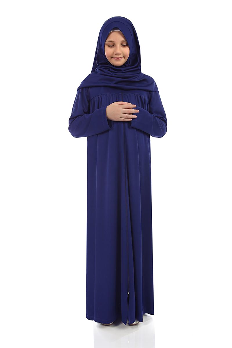 Çocuk Namaz Elbisesi Lacivert